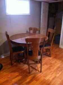 Antique Dining Set - Mint Condition