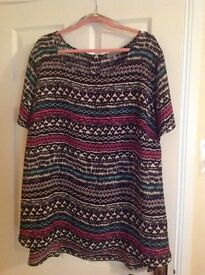 Top from Rogers & Rogers Size 28