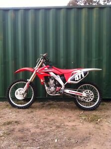2009 Honda CRF 250r Grafton Clarence Valley Preview