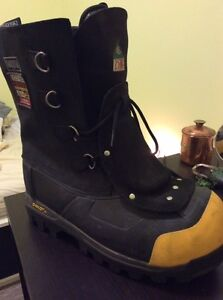 Dakota Extreme Cold Weather Steel Toed Work Boots