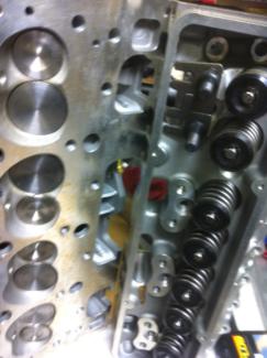 Small block chev alloy heads 350 383 hq Hz hj hx torana