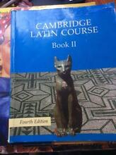 Cambridge Latin Course Book II Manly Vale Manly Area Preview