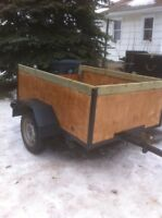 great tuff little trailer