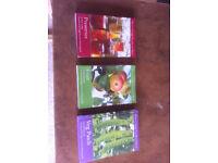 brand new cottage garden books