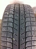 235/55R17 Michelin winter tires set of 2 ..........$50 each