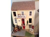 Dolls House (Unfinished project - more suited to an adult)