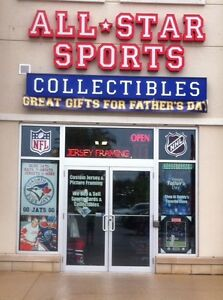 WANTED! We Pay Cash For Your Cards & Collectibles