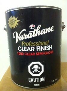 varathane clear finish pro