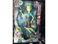 Monster High Doll - Porter Geiss - Haunted - BNIB - £10