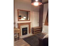 VERY SUNNY -FULLY FURNISHED -ONE BED FLAT IN GORGIE