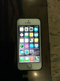 iPhone 5 unlocked to all networks £55