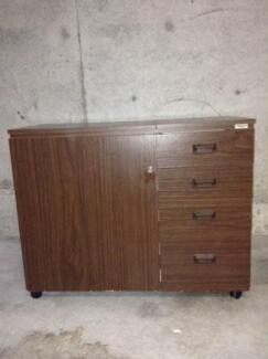 Sewing Machine Cabinet | Sewing Machines | Gumtree Australia ...