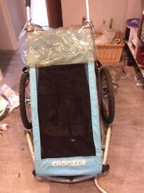 croozer bike trailer for one
