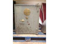 Vintage Milner Fire Resistant Safe