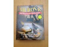 The Brie, The Bullett and The Black Cat - Murder Mystery Game - Perfect for Christmas - Collect GU1