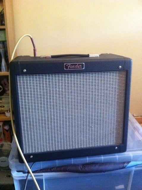 Fender valve amp