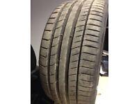 Brand New Tyre 255/35 ZR 19 MO XL