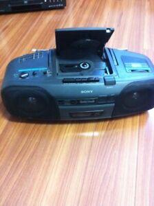 Radio portatif Sony