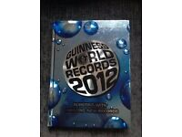 Original Guinness World records 2012 - Pristine Condition - Collect from Guildford