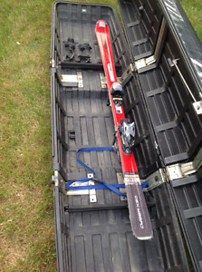 Thule Roof Top Box style Ski carrier