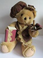Collectible teddy bear