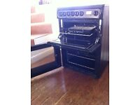 Hotpoint freestanding cooker. 6 months old