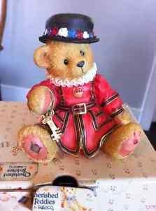 Cherished Teddies Bertie
