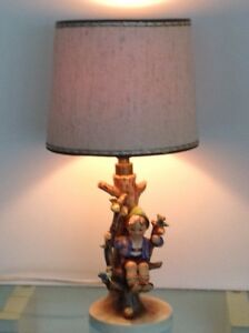 1940's Hummel Table Lamp