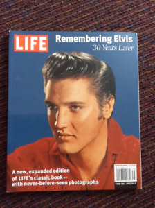 Collection of Elvis Book / Magazines - Collector's