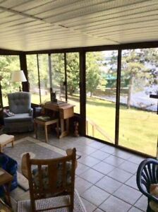 Private Waterfront Cottage At Lake Nipissing Special Rent