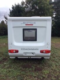 Coachman 4 birth Caravan