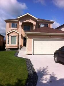 Beautiful  4BR Home on Caribou in Waverley West available July 1