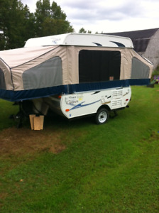 tent trailor for sale