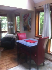 Mont Tremblant Ski-In/Out Summer Rental
