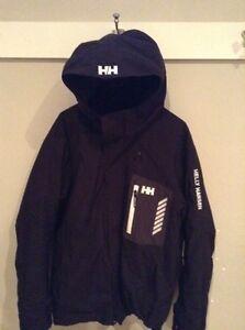 Helly Hansen Ski Coat Mens Large