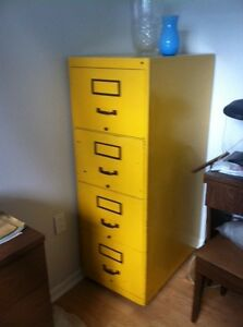 Vertical Filing Cabinet with 4 Drawers