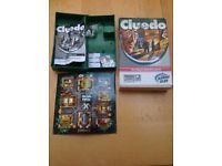 Great for Xmas - Cluedo - The Classic Detective Game - Travel Edition - Collect from Guildford GU1