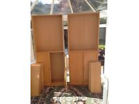 For sale - two IKEA Billy bookcases