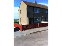 2 bed house for rent (Urquhart)