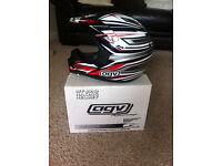 AGV Junior / Child's Off Road Motorcycle Bike Crash Helmet