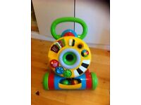 Lights and Sounds Baby Walker from Early Learning Centre