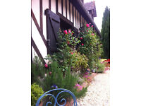 Normandy Deauville France Long Term Countryside House Rental