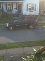 2002 GMC Envoy SLT SUV, Crossover  MUST GO $1500 firm.