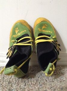 Rock Climbing Shoes Kids Size 8-9 and 10-11