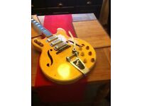 HARMONY H76 ELECTRIC GUITAR 1962