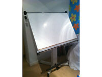 A0 Plandale drafting / drawing board with parallel action