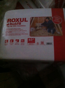 Roxul Rockfill Insulation