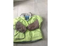 Ski jacket and trousers + 1 pair of ski trousers