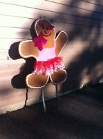 CANDY LAND OUTDOOR DECOR ITEMS HANDMADE