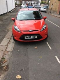 Ford fiesta ,1.2,2013 for sale